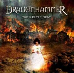 Dragonhammer - The X Experiment 1 - fanzine
