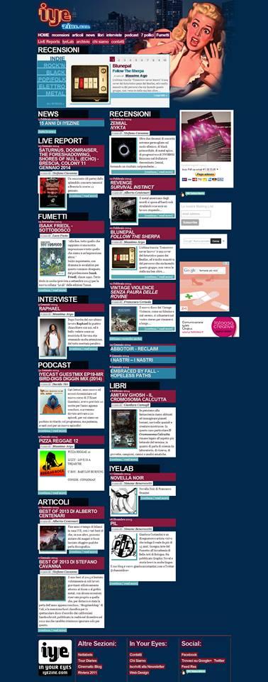 Copertina 2011 3 - fanzine