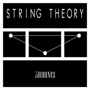 string theory-3rooms 1 - fanzine