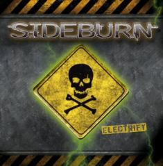 Sideburn - Electrify 1 - fanzine
