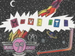 The 99ers-Move it! 10 - fanzine