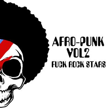 autori vari-afro punk vol2 fuck rock stars 4 - fanzine