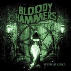 Bloody Hammers - Spiritual Relics 11 - fanzine