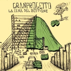 Granprogetto - La Cena Del Bestione 1 - fanzine