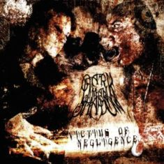 Dark Man Shadow  - Victims Of Negligence 1 - fanzine