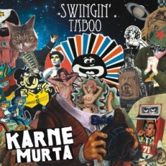 Karne Murta – Swingin' Taboo 1 - fanzine