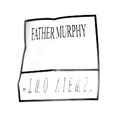 Father Murphy - Two Views Anyway Your Children Will Deny It (8 Heretical Views) 9 - fanzine