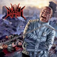 Hell's Domain - Hell's Domain 1 - fanzine