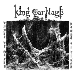 King Carnage - Ounce Of Mercy, Pound Of Flesh 1 - fanzine