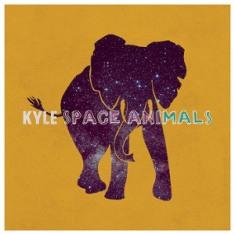 Kyle – Space Animals 9 - fanzine
