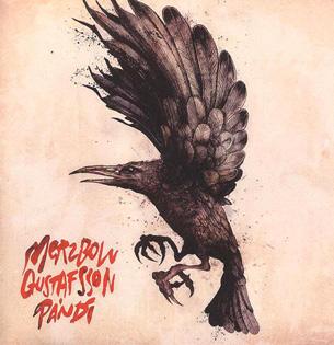 Merzbow Pandi Gustafsson – Cuts 9 - fanzine