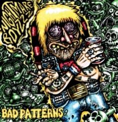 Nightmare Boyzzz - Bad Patterns 1 - fanzine