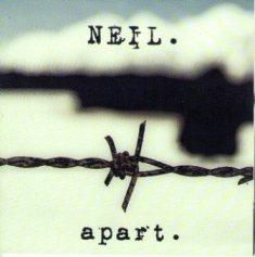 Neil - Apart 10 - fanzine
