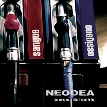 neodea - teorema del delirio 8 - fanzine