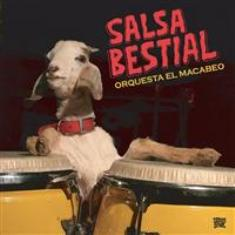 Orquesta El Macabeo - Salsa Bestial 6 - fanzine