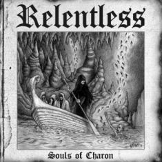 Relentless - Souls Of Charon 1 - fanzine