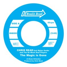 Chris Read feat. Myles Sanko & The So Much Soul Players – The Magic Is Gone 1 - fanzine