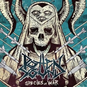 Rotten Sound - Species At War 9 - fanzine