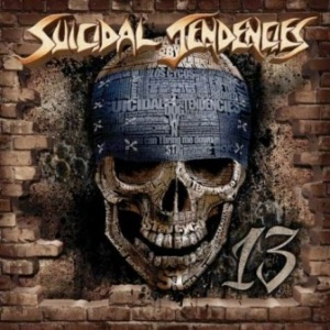 Suicidal Tendencies - 13 4 - fanzine