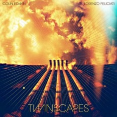 Lorenzo Feliciati And Colin Edwin – Twinscapes 1 - fanzine
