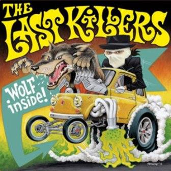 The Last Killers - Wolf Inside! 1 - fanzine