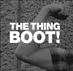 The Thing - Boot! 1 - fanzine