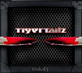 Tigertailz - Knives 2 - fanzine