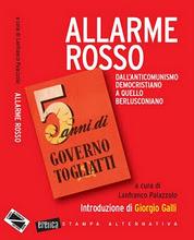 LANFRANCO PALAZZOLO-ALLARME ROSSO 1 - fanzine