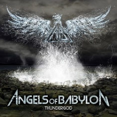 Angels Of Babylon - Thundergod 1 - fanzine