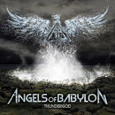 Angels Of Babylon - Thundergod 7 - fanzine