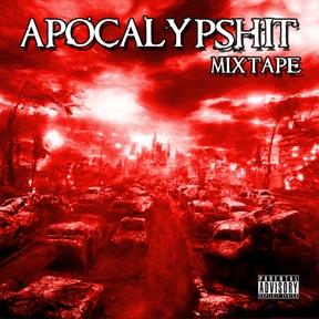 Vari autori-Apocalypshit Mixtape 1 - fanzine