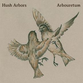 Hush Arbors Arbouretum-Aureola 1 - fanzine