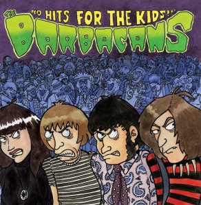 The Barbacans - No Hits For The Kids 5 - fanzine