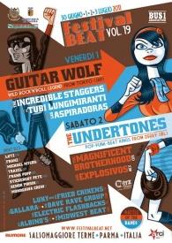 FESTIVAL BEAT XIX 1 - fanzine