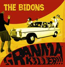 The Bidons - Granma Killer!!! 1 - fanzine