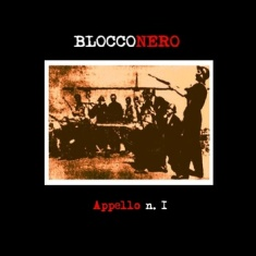 BloccoNero - Appello n°1 1 - fanzine