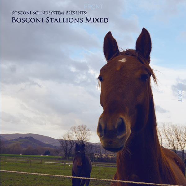 AA.VV. - Bosconi Stallions (Box Set) 1 - fanzine