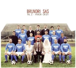 Brunori Sas-Vol 2 Poveri Cristi 2 - fanzine