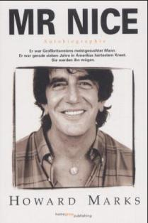 Howard Marks - Mr Nice 1 - fanzine
