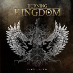 Burning Kingdom - Simplified 1 - fanzine