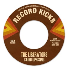 The Liberators - Cairo Uprising 10 - fanzine