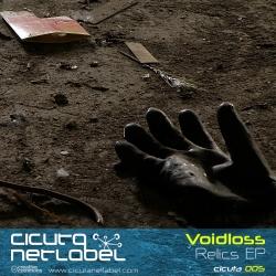 VOIDLOSS-RELICS EP 1 - fanzine