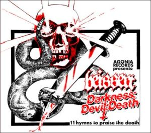 Beissert - Darkness: Devil: Death 1 - fanzine