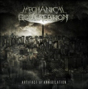 Mechanical God Creation - Artifact Of Annihilation 1 - fanzine