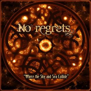 No Regrets - Where The Sky And Sea Collide 1 - fanzine