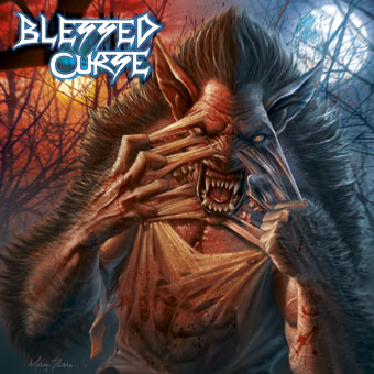 Blessed Curse-Blessed Curse 1 - fanzine