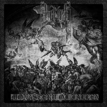 Cvinger - Monastery Of Fallen 1 - fanzine