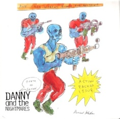 Danny  And The Nightmares  - Death Of Satan 1 - fanzine