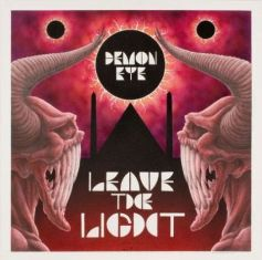 Demon Eye - Leave The Light 10 - fanzine