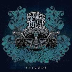 Demonic Death Judge - Skygods 1 - fanzine